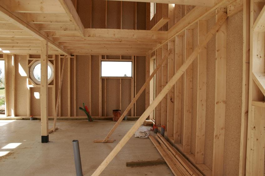construction extension ossature bois Guérande La Baule Pornichet